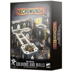 Necromunda - Colonnes et...