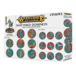 Shattered Dominion - Socles...