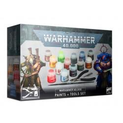 Paint Set - 40K Paint Tools...