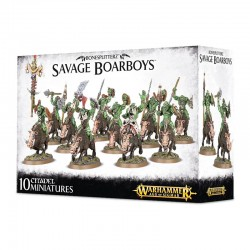 Savage Boarboys - Orruk...