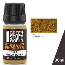 Pigment YELLOW OCHRE - Pigment
