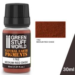 Pigment MEDIUM RED OXIDE -...
