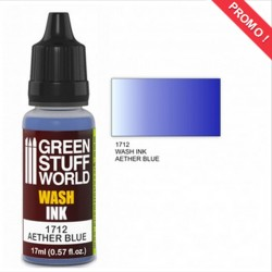 Encre Wash AETHER BLUE -...