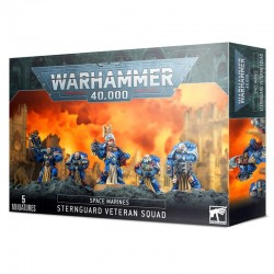 Escouade Sternguard Veteran...