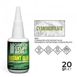 Cyanoacrylate 20gr - Colles...