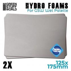 Hydrosponge x2 - Peintures