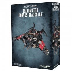 Corvus Blackstar - Deathwatch