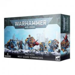Wolf Guard Terminators -...