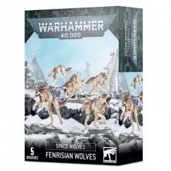 Fenrisian Wolves - Space...