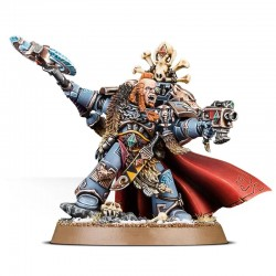 Wolf Lord Krom - Space Wolves