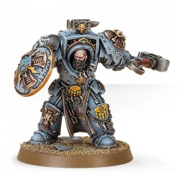 Arjac Rockfist - Space Wolves