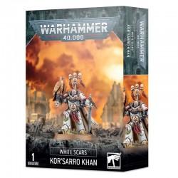 Kor'sarro Khan - White Scars