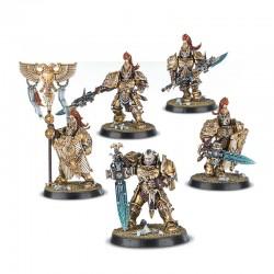 Custodian Guard Squad...