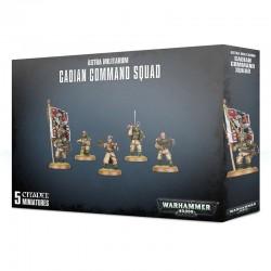 Cadian Command Squad -...