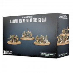 Cadian Heavy Weapon Squad -...