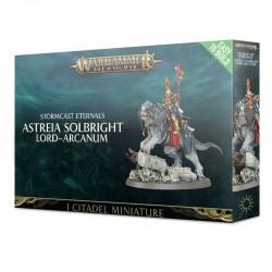 Astreia Solbright...