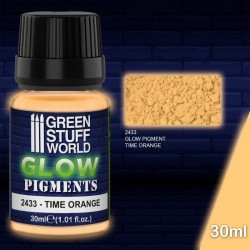 ORANGE du TEMPS - Pigment...
