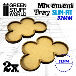 MDF 32mm x 5 - Plateaux de...