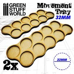 MDF 32mm x10 - Plateaux de...