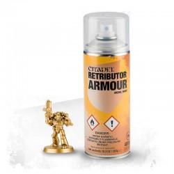 Retributor Armour - Bombes