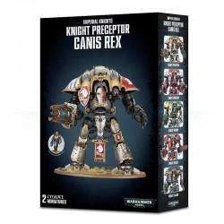 Knight Preceptor Canis Rex...