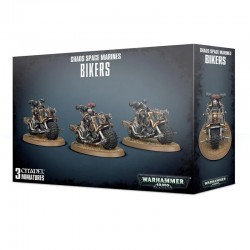 Bikers - Chaos Space Marines